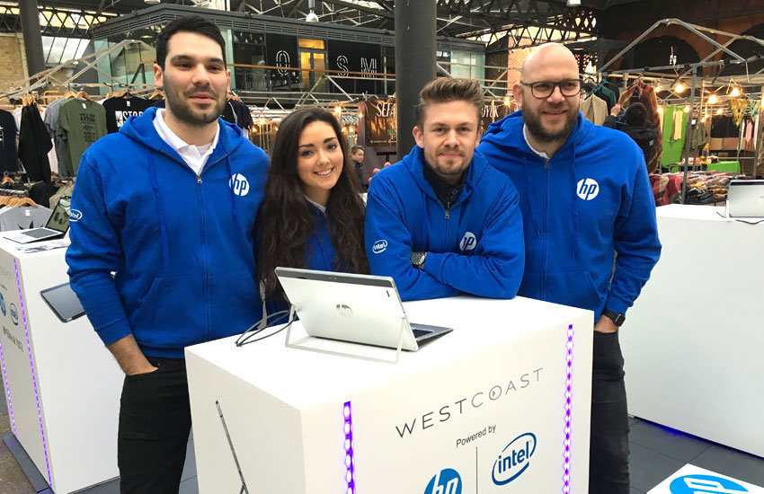 HP - Product Sampling, Experiential & Promo Staff