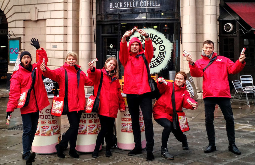 Kelloggs - Product Sampling, Experiential & Promo Staff