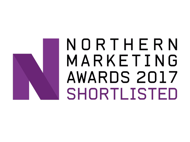 Northern Marketing Awards Shortlisted - iMP