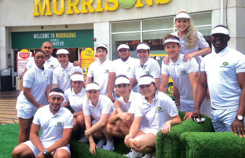 Morrisons - Product Sampling, Experiential & Promo Staff