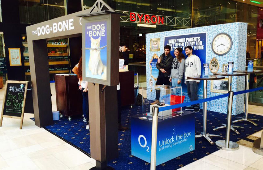 O2 - Event staff, Experiential Marketing & Promo Staff